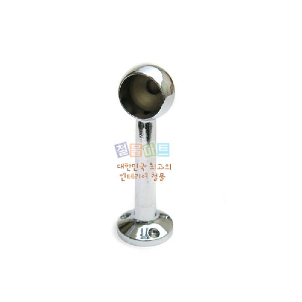 꾸밈닷컴 파이프브라켓 단구 (25mm용/H100mm)
